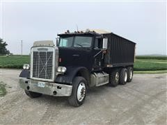 1977 Freightliner (Titled As A White) FLC120 Tri/A Grain Truck
