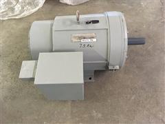 Lima Mac 7.5KW Pivot Generator