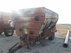 Botec 4052 Feeder Wagon