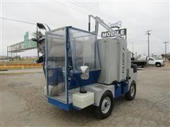 Jim Manufacturing Inc Vader I Self-Contained Mobile Trailer Washing Machine