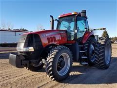 2010 Case IH Magnum 245 MFWD Tractor