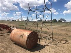300-Gallon Gas Tank & Stand