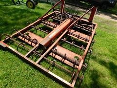 Hesston Square Bale Loader Attachment