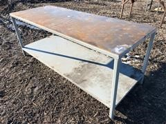 Heavy Duty Metal Welding Bench/Table