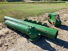 John Deere 9770 Unloading Auger Assembly & Grain Bin Parts