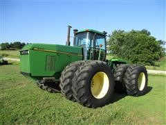 1995 John Deere 8970 4WD Tractor