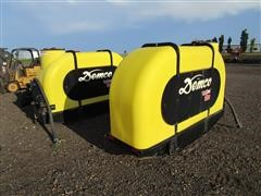 Demco Side Quest 1200 Poly Tanks