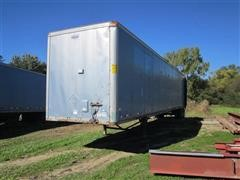 1997 Wabash National CP-102CW T/A Enclosed Trailer