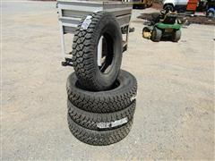 Goodyear Lt 215/85R16 Studded Tires