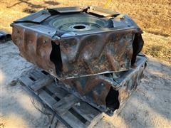 Agri Trac Pivot Tires & Rims With Agri Tracs