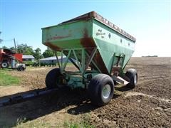 Parker 4800 528 Bu Gravity Flow Wagon