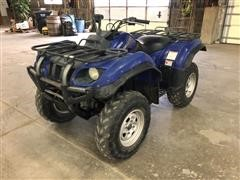 2004 Yamaha Grizzly 660 4X4 ATV