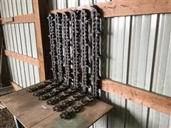 John Deere 694 Corn Head Chains And Sprokets