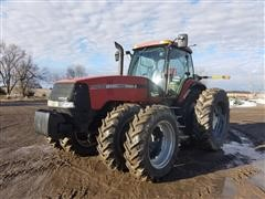 2005 Case IH MX 285 MFWD Tractor