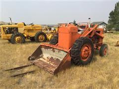 Tractomotive TL-10 2WD Wheel Loader