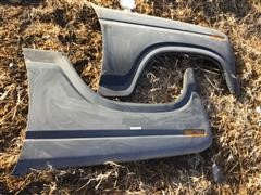 1981 Ford Ranger Fenders