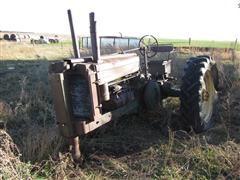 1948 John Deere G Tractor Parts