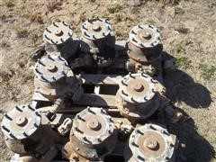 Valmont Universal Mount Gear Boxes