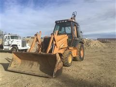 1999 Case 580 Super L Series 2 4x4 Loader Backhoe