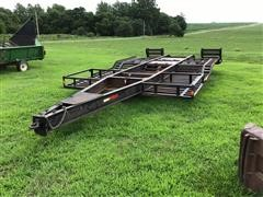 1976 Jantz LP10 T/A Sprayer Trailer