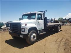 1981 International Flatbed Truck