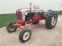 1959 Ford 971 2WD Tractor