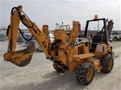 2011 Astec RT560 Trencher Backhoe