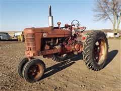 1953 Farmall Super M 2WD Tractor