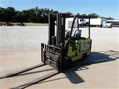 Clark EC50080 Electric Forklift