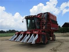 Case IH 2155 4 Row Cotton Express Picker