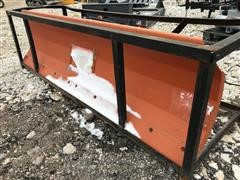 Suihe YS-86 Snow Plow Skid Steer Attachment