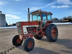 1972 International 1066 2WD Tractor