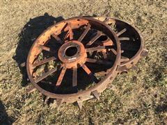 Allis WC Steel Wheels
