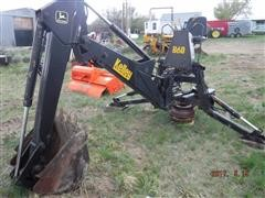 Kelley B60 3 Point Backhoe