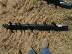 """2015 Mahindra KPHD6AO Post Hole Auger Only - 6"""""""