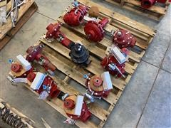 Kimray 230 SGT PR Gas Regulators