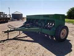 Great Plains Solid Stand End Wheel Disc Drill