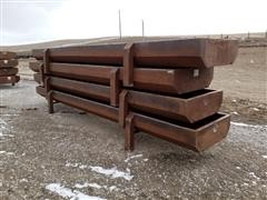 Werk Weld Cow Feed Bunks