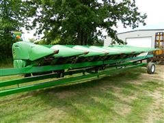 2011 John Deere 608C Corn Head