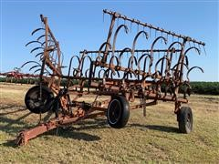Allis-Chalmers 28' Spring-Tooth Field Cultivator