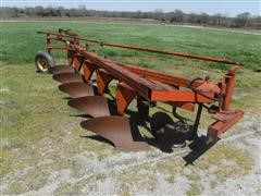 "Case 5x14"" Semi-Mounted Steerable Plow"
