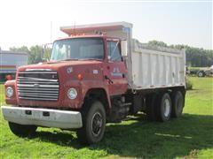 1991 Ford L8000 T/A Dump Truck