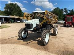 2004 GVM Predator HC6T Self-Propelled Sprayer