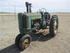 John Deere A 2WD Tractor