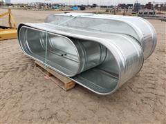 Behlen Galvanized Oblong Watering Tanks
