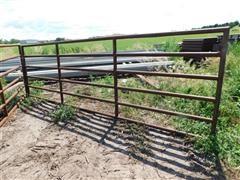 Blattner Livestock Guard Rail Fencing
