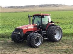 2001 Case IH MX240 Magnum MFWD Tractor