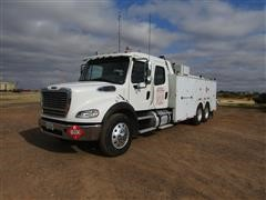 2012 Freightliner M2 112 T/A Service Truck