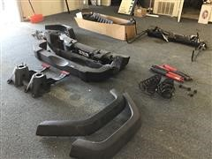 Jeep Wrangler OEM Body & Suspension Parts