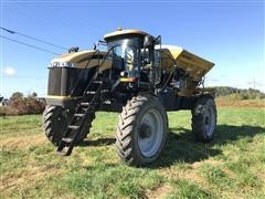 2012 RoGator RG1300 Self Propelled Dry Spreader